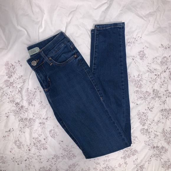 Topshop Denim - TopShop PETITE Jeans - Leigh (slightly cropped).